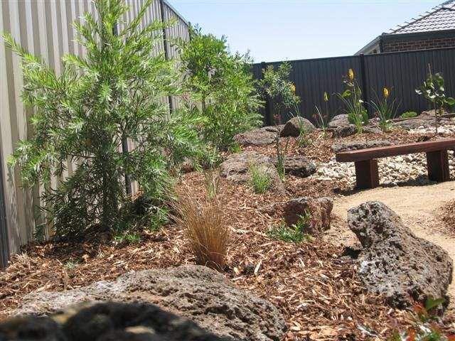 Landscaping for Native garden design ideas